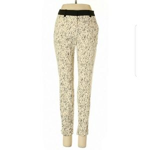 Zara Basic Skinny Casual Pants XS